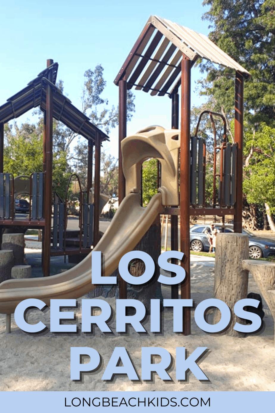 Los Cerritos Park in Long Beach