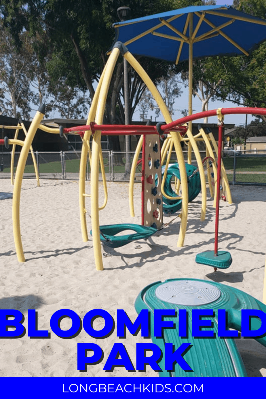 bloomfield park playground in lakewood